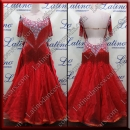 BALLROOM COMPETITION DRESS LDW (VS130A)