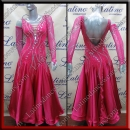 BALLROOM COMPETITION DRESS LDW (ST1009)