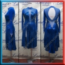 LATIN SALSA COMPETITION DRESS LDW (LT1348)
