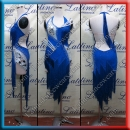 LATIN SALSA COMPETITION DRESS LDW (LT1351)