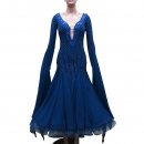 BALLROOM COMPETITION DRESS LDW (SS122)