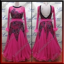 BALLROOM COMPETITION DRESS LDW (AS28)