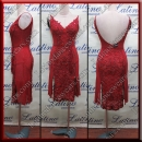 LATIN SALSA COMPETITION DRESS LDW (LS409)