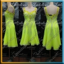 LATIN SALSA COMPETITION DRESS LDW (LS410)