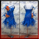 LATIN SALSA COMPETITION DRESS LDW (LT1361)