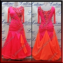 BALLROOM COMPETITION DRESS LDW (ST357)