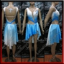 LATIN SALSA COMPETITION DRESS LDW (LT1365)