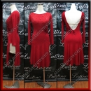 LATIN SALSA COMPETITION DRESS LDW (LT3029)