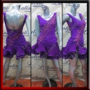 LATIN SALSA COMPETITION DRESS LDW (VL680)