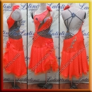 LATIN SALSA COMPETITION DRESS LDW (LT3031)