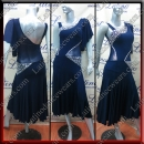 LATIN SALSA COMPETITION DRESS LDW (VL681)