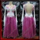 BALLROOM COMPETITION DRESS LDW (VS176)
