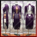 LATIN SALSA COMPETITION DRESS LDW (VL687)