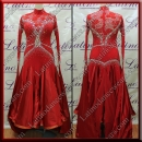 BALLROOM COMPETITION DRESS LDW (VS170A)