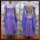 BALLROOM COMPETITION DRESS LDW (ST358)