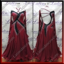 BALLROOM COMPETITION DRESS LDW (ST1011)