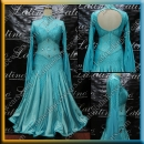 BALLROOM COMPETITION DRESS LDW (ST1013)