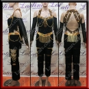 LATIN SALSA COMPETITION CATSUIT LDW (LT1400)