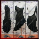 LATIN SALSA COMPETITION DRESS LDW (LT3038)