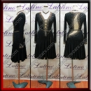 LATIN SALSA COMPETITION DRESS LDW (LT3042)