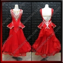 BALLROOM COMPETITION DRESS LDW (ST363)