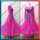 BALLROOM COMPETITION DRESS LDW (ST364)