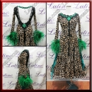 BALLROOM COMPETITION DRESS LDW (ST1018)