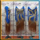 LATIN SALSA COMPETITION DRESS LDW (VL525B)