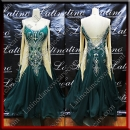 BALLROOM COMPETITION DRESS LDW (AS32)
