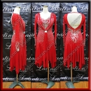 LATIN SALSA COMPETITION DRESS LDW (VL701)