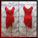 LATIN SALSA COMPETITION DRESS LDW (VL703)