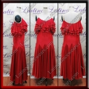 LATIN SALSA COMPETITION 2 IN 1 DRESS LDW (LT1419)