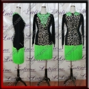 LATIN SALSA COMPETITION DRESS LDW (LT3044)