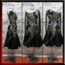 LATIN SALSA COMPETITION DRESS LDW (VL707)