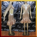 LATIN SALSA COMPETITION DRESS LDW (LT1424)
