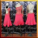 LATIN SALSA COMPETITION DRESS LDW (LT1426)