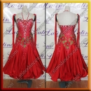 BALLROOM COMPETITION DRESS LDW (AS33)