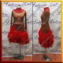 LATIN SALSA COMPETITION DRESS LDW (LT1421)