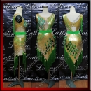 LATIN SALSA COMPETITION DRESS LDW (LT1430)