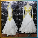 BALLROOM COMPETITION DRESS LDW (ST368)