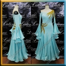 BALLROOM COMPETITION DRESS LDW (VS179)