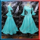 BALLROOM COMPETITION DRESS LDW (ST376)