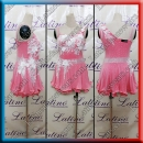 LATIN SALSA COMPETITION DRESS LDW (LS425)
