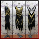 LATIN SALSA COMPETITION DRESS LDW (VL729)