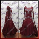BALLROOM COMPETITION DRESS LDW (SS126)