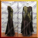 BALLROOM COMPETITION DRESS LDW (VS184)