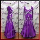 BALLROOM COMPETITION DRESS LDW (VS185)