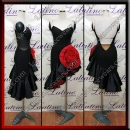 LATIN SALSA COMPETITION DRESS LDW (LT1462)