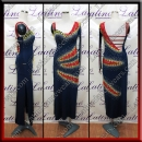 LATIN SALSA COMPETITION DRESS LDW (LT3501)