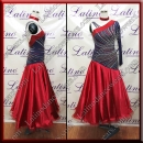 BALLROOM COMPETITION DRESS LDW (ST3500)